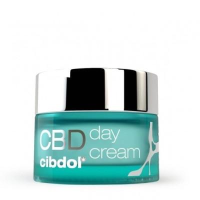 Crème de jour CBD peau raffermie et assouplie chez Cocorikush;fr